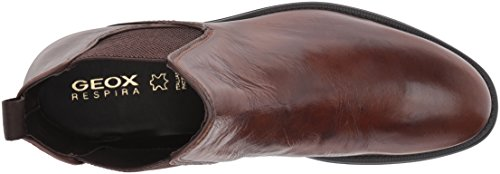Geox Blade C, Stivali Chelsea Uomo Braun (BROWNCOTTOC6003)