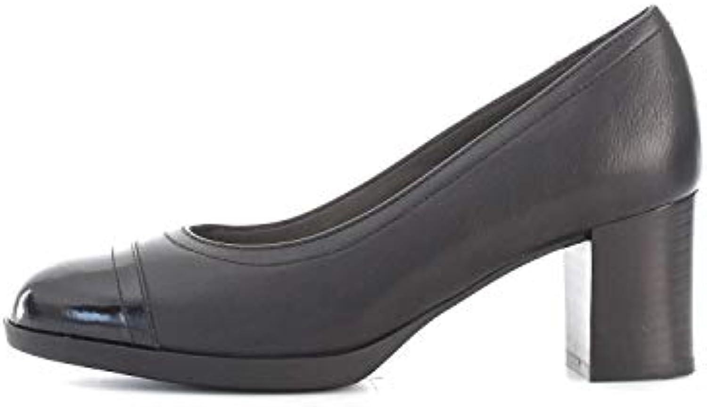 Gentiluomo   Signora Melluso X5601A Decollete Donna Nero 38 Queensland lussuoso vario | Materiali Di Qualità Superiore  | Scolaro/Ragazze Scarpa