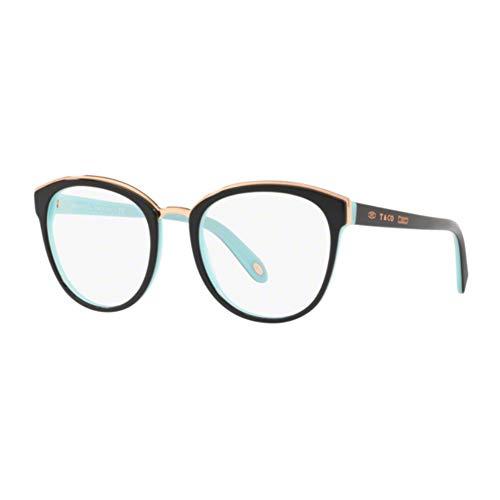 Brillen Tiffany 1837 TF 2162 BLACK TURQUOISE Damenbrillen