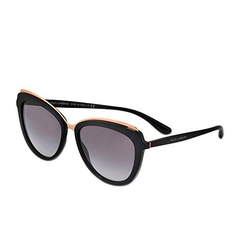 Dolce & Gabbana Sonnenbrille 0Dg4304 Black