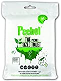 SHEWEE Peebol - The Pocket Sized Toilet (8 Pack)