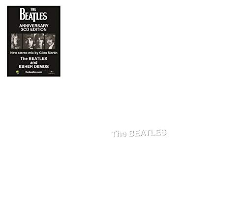 The BEATLES (White Album - Ltd. 3CD Deluxe Editon)