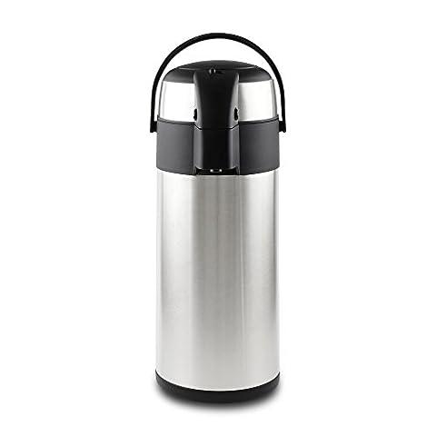 Pioneer Flasks Stainless Steel Air Pot Hot Cold Water Tea
