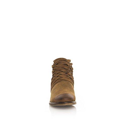 Mtng 53966 Frozen Cuero, Bottes femme brown (FROZEN CUERO)