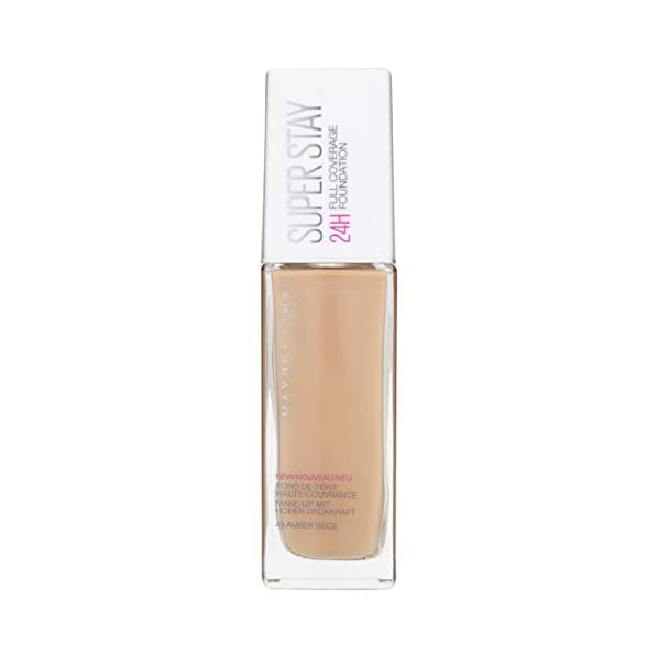 Maybelline New York Base de Maquillaje Superstay 24H (Larga duración)