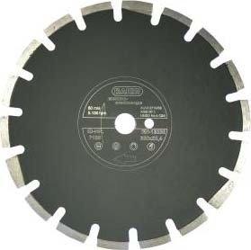 Preisvergleich Produktbild Baier Maschinenfabrik Diamantscheibe Asphalt 7199 D=350mm Trenn- / Schleifscheibe 4046382071999