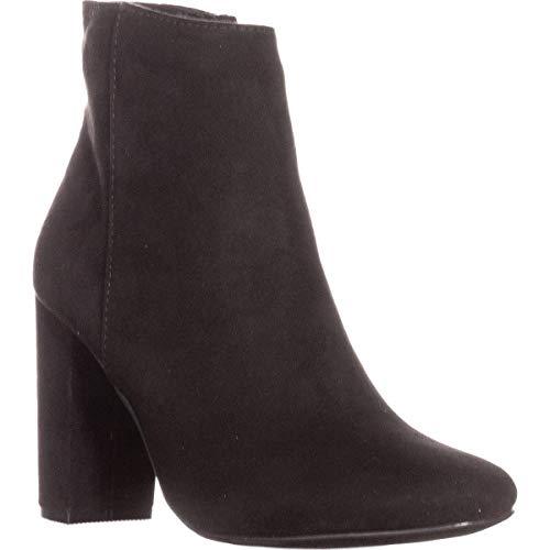 Material Girl Frauen Cambrie Geschlossener Zeh Wildleder Fashion Stiefel Schwarz Groesse 8.5 US /39.5 EU -