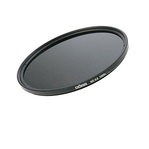 Dörr Digi Line ND 3.0 1000x Graufilter für Objektiv mit Ultra Slim Filterfassung (46 mm) schwarz
