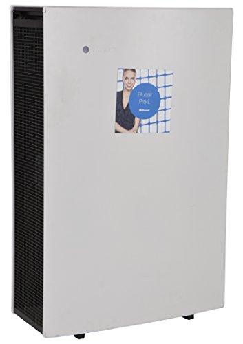Blueair Luftreiniger Pro L mit Partikel und Smokestop Filter -