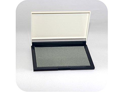 Stempelkissen farblos, Shiny SP-3, hochwertiges Schaumstoffkissen 70 x 110 mm – für Holzstempel, Signierstempel, Wiegestempel – ungetränkt, blanko (Stempelkissen Schaumstoff)