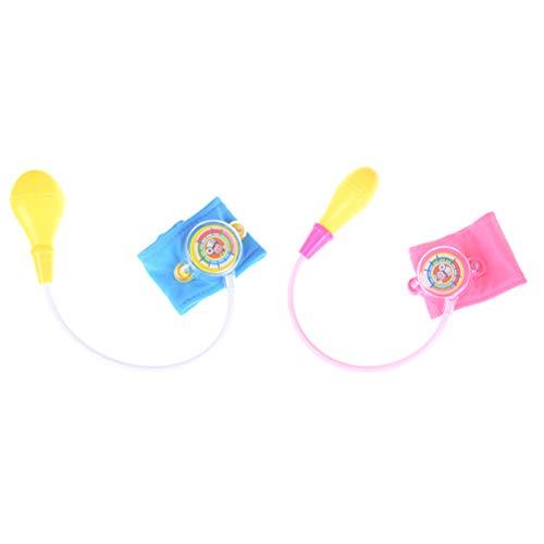 zt Spielzeug medizinische Spielzeug Arzt kit Kinder Arzt Set doktor Krankenschwestern blutdruck ()