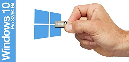 Windows 10 Professional 32/64 Bit - aktuellste Version USB (Windows Boot)