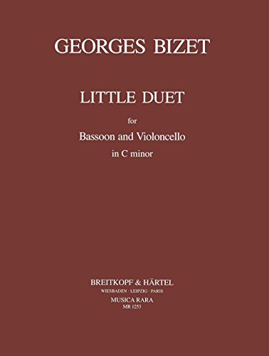 Kleines duett in c (1874)