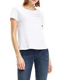 Tommy Jeans Women's Soft Jersey Crew Neck Vest