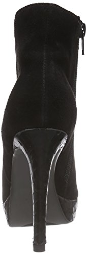 Giudecca Jy1517-1, Stivali Donna Nero (Nero (nero))
