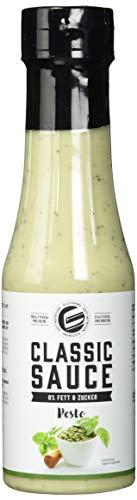 Got7 Classic Sauce Soße Salatsoße Grillsoße Perfekt Zur Diät Abnehmen Fitness Bodybuilding 265ml (Pesto)