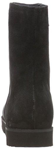 XYXYX  Booty, Bottes courtes avec doublure intérieure femmes Noir - Noir