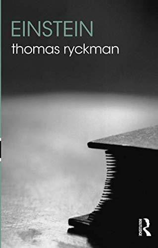 Einstein (The Routledge Philosophers) por Thomas Ryckman