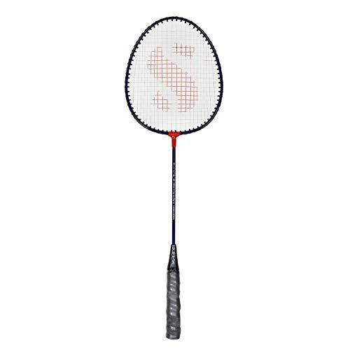 SVR Badmintonschläger in Mehrfarbig, für alle Altersgruppen, 1 Stück, Standardgröße, Aluminium