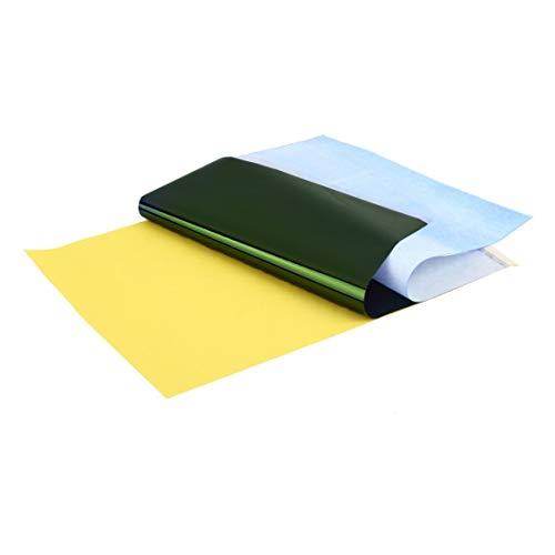 1 lot (10 Blatt) Papierzufuhr Tracing Copy Body Art Schablone A4 Tattoo Transfer Carbon Verwendung mit Thermokopierer Maschine