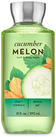 Cucumber Melon Shea + Vitamin E Shower Gel 2019