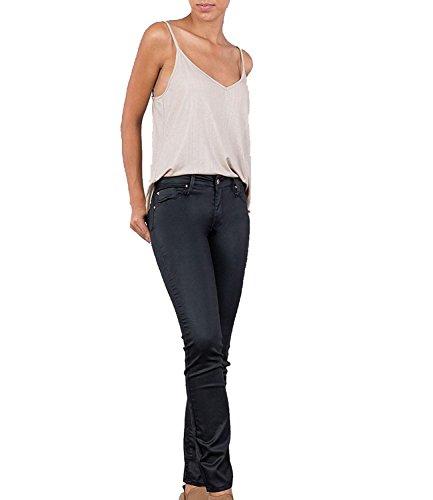 TIFFOSI -  Jeans  - Donna nero Size: 27