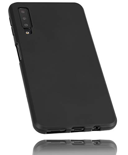 mumbi Schutzhülle Kompatibel mit Samsung Galaxy A7 2018 Hülle