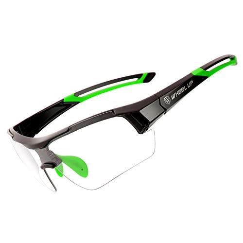 Nai-Style Gafas Ciclismo Gafas fotocromáticas Deportes