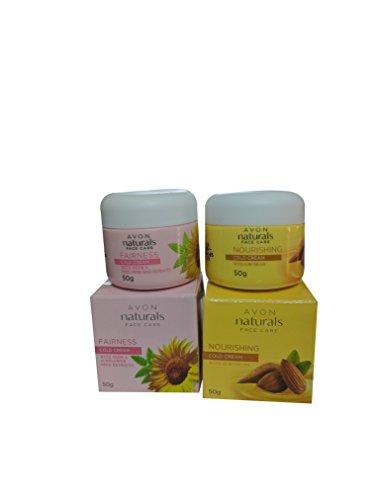 Avon Naturals Face Care Cold Cream (100g)