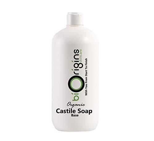 Puro Líquido Castile Jabón Orgánico 1Kg