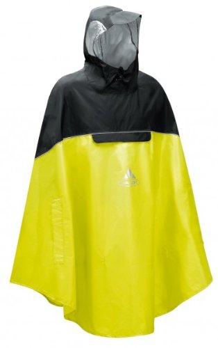 VAUDE Covero Poncho II Regenponcho, Größen:L;Farben:lemon