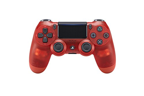 Playstation 4: Dualshock 4, Red Crystal - Special