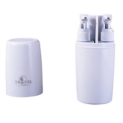 Simple Travel Cup Set, Travel Toothbrush Cup Multifunción, Multifunci