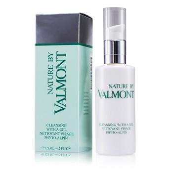 Valmont Nature Line Gel Detergente Viso, Donna, 125 ml