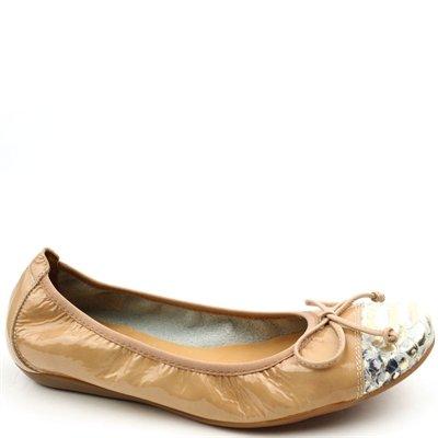 Wonders Ballerinas Sumatra Sand 37