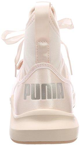 Puma Phenom Satin EP Wn's, Scarpe da Fitness Donna Rosa (Pearl)