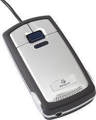 Targus USB Notebook Mouse Internet Phone - Maus - optis (Schwarz Usb-maus Targus)