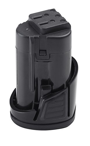 Meister 5450470 - Batteria di ricambio agli ioni di litio 12 V per i-drill black Edition