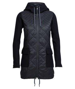 Icebreaker Damen Nomad Jacket Jacke