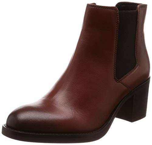 Clarks Damen Mascarpone Bay Schlupfstiefel, Braun (Tan Leather), 39 EU
