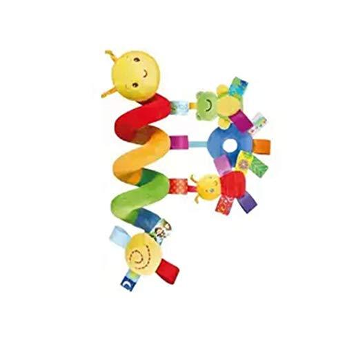 Kaemma Baby/Bett Winding/Baby Lathe Hanging Farbcode Bett herum Babybett um Bett-Bett-hängende Glocke Auto-hängende Plüsch-Spielzeug