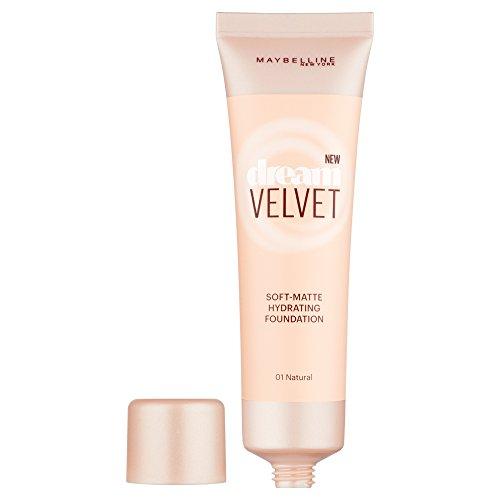 Maybelline Dream Velvet 01 Natural Ivory