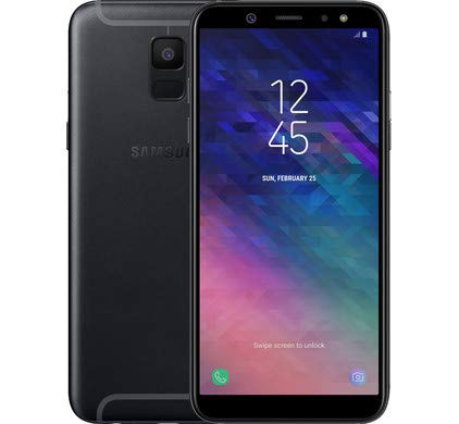 SAMSUNG GALAXY A6 2018 32GB Infinity Display LTE Black