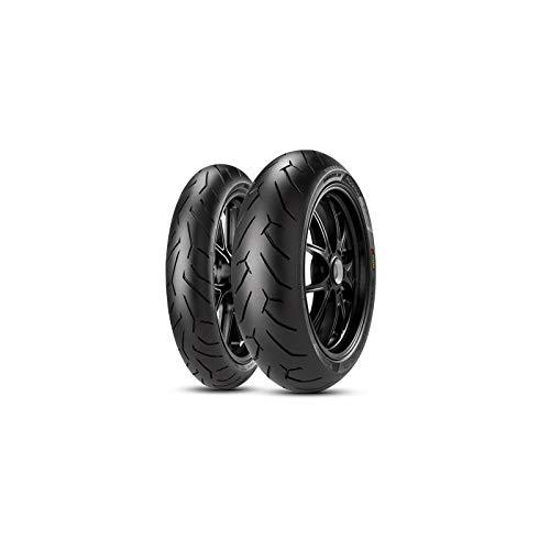 Pirelli 2409200 Pirelli - 100/80/R17 52H - E/C/73dB - Pneu toutes saisons