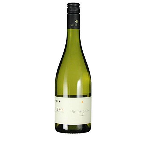 Weingut Willems 2015 Weißburgunder trocken 0.75 Liter