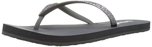 Flip-flop Signore Della Barriera Corallina Grigio (grigio Scuro Dag)