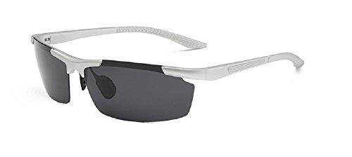 Embryform Mens occhiali da sole di guida della bici della bicicletta di riciclaggio Eyewear Goggle (Persol Occhiali Da Sole Graduati)