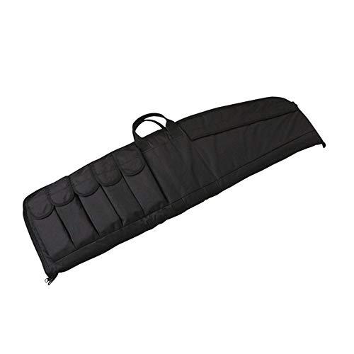 JHHXW Tactical Bag Black Oxford Jagd Jagd Shooting Kit Waffenkoffer Tasche