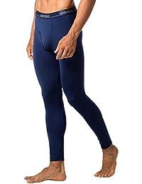 LAPASA Pantalón Térmico Pack de 2 para Hombre (Malla térmica). -Brushed Back