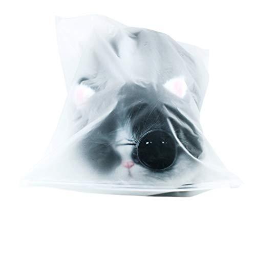 Tela de Dibujos Animados Caja de pañuelos Toalla Servilleta Dispensador Bolsa de Almacenamiento Cubierta de Soporte de Papel Negro 1#